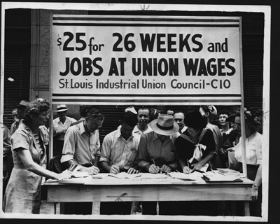 Jobs at Union wages